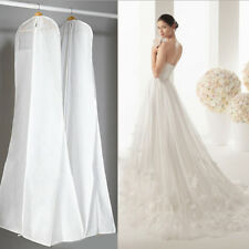 Dust-proof Cover Bridal Garment Gown Storage Bag Long Wedding Evening Dress 6A