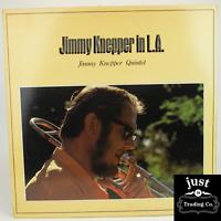 Jimmy Knepper Quintet – Jimmy Knepper In L.A. 1979 lp IC-6047 - Jazz - EX/EX