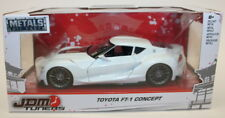 Jada 1/24 Scale Metal Car 98780 JDM Tuners - Toyota FT-1 Concept - White