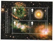 GB 2002 Astronomy unmounted mini / miniature sheet MNH stamps Free postage!!