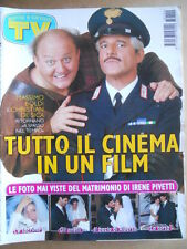TV Sorrisi e Canzoni n°49 1997 Ricky Martin RON Caterina Caselli Story  [D3]