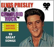ELVIS PRESLEY -  CELLULOID ROCK, SOUND ADVICE - DIGIPAK CD