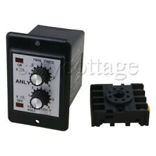 Dc 12v Delay Timer 0 6s Repeat Cycle Time Relay Switch Loop Module Atdv Y