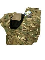 IDOGEAR Tactical Pants MultiCam Combat Knee Pads Military Airsoft NEW Small