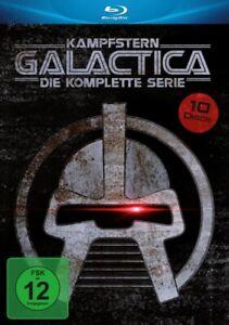 Kampfstern Galactica - Die komplette Serie plus Battlestar Galactica - 1- 4
