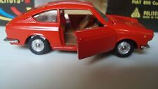 Politoys Fiat 850 Coupe. Extra rare model. New! Incredible offer. Made in Italy