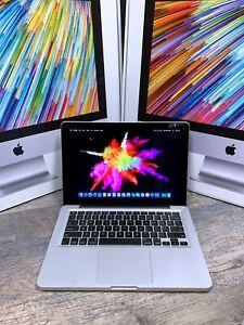 Apple MacBook Pro 13 Pre-Retina / CORE I7 / 8GB / 512GB SSD / OS-2019 / WARRANTY