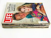 Life Magazines 1968 1 Issue From Each Month Lot of 12 Birthday Anniversary Gift