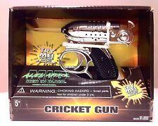 Men In Black Alien Attack Noisy Cricket Toy Movie Sound & Light needs batteries