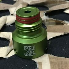New Ninja Tank Pro V2 Ultralite Regulator Bonnet - Sour Apple