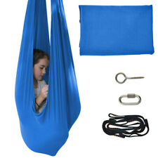 Therapy Sensory Swing Cuddle Hammock Kids Children with Autism ADHD Aspergers