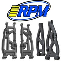 RPM 81402 + 81482 Front Upper / Lower + Rear Arms Arrma Kraton Talion Outcast