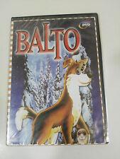 BALTO LA LEYENDA DEL PERRO ESQUIMAL DVD EDICION ESPAÑOLA REGION 2