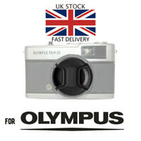 Olympus Trip 35 Replacement Lens Cap with Cord - BRAND NEW - Protect Your Optics