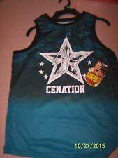 Boy's John Cena WWE Tank Top-NWT-Size L(10-12)-NWT