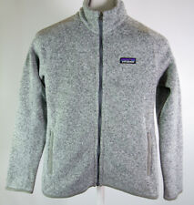 Patagonia Better Sweater Fleece Jacket Women's Gray Size M NWT