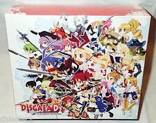 DISGAEA D2 PS3 LIMITED PREMIUM EDITION BRAND NEW