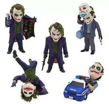 The Joker 5pcs Set The Dark Knight Rises Action Small Pendant Figur Figuren NB