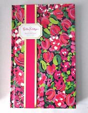 LILLY PULITZER Pink WILD CONFETTI Blank Lined Journal Book NWT New