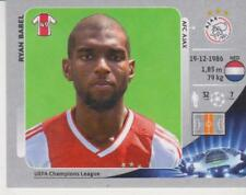 Panini sticker UEFA Champions League 2012/13 #276 Ryan Babel Ajax Amsterdam