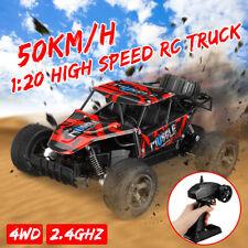 15km/h RC Auto Offroad  Monster Truck Spielzeug Metall Ferngesteuert Auto