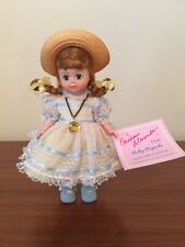 Madame Alexander Polly Pigtails Madc 1990 Club Doll