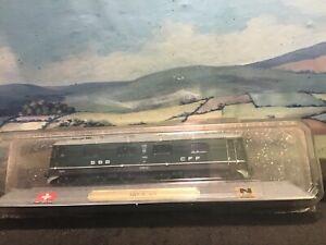 Del-Prado N gauge SBB Re6/6. Unopened.