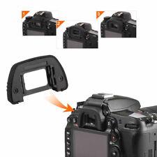 DK-21 Rubber EyeCup Eyepiece For Nikon D7000 D300 D80 D90 D600 D610 D750 Black