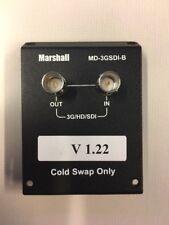 Marshall MD-3G-SDI-B Input Module with Loop-Through