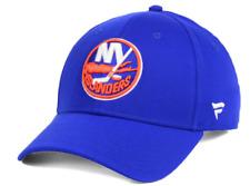 Men's New York Islanders Basic Fan Structured Adjustable Strap OSFM Hat Cap NHL