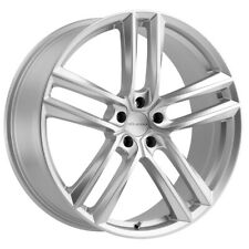"Milanni 475 Clutch 18x8.5 5x115 +32mm Silver Wheel Rim 18"" Inch"
