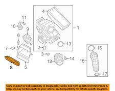 AUDI OEM 12-16 A5 Quattro Air Cleaner Intake-Strainer 8K0129054B