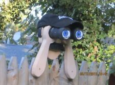 Peeping Tom Fence Ornament | Holiday Gift | Christmas | Made To order