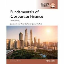 Fundamentals of Corporate Finance, Global Edition by Jarrad Harford, Peter...