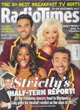 RADIO TIMES STRICTLY'S HALF-TERM REPORT TV November 2017 Magazine Collectable