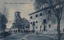 # SEGNI: CHIESA S. PIETRO - MONUM. NAZIONALE
