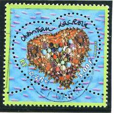 TIMBRE FRANCE OBLITERE N° 3368 SAINT VALENTIN 2001  / Photo non contractuelle