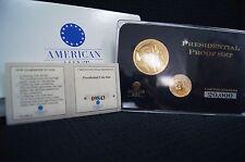 American Mint George Washington Presidential Dollar & Proof Medal