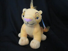 DISNEY THE LION KING - SIMBA Plush / Soft Toy 16cm Tall BRAND NEW -- OFFICIAL --