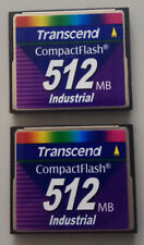 Transcend Industrial Compact Flash 512 Mb