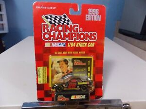 RACING CHAMPIONS ERNIE IRVAN COLLECTOR RACE CAR