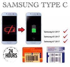 Samsung Galaxy A3 A5 A7 2017 Type C USB Charge Port Repair Service A320 A520