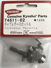 Kyosho 74511-02 12 Size Carburettor NIP