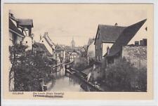 AK Colmar, Die Lauch - Klein Venedig, 1920