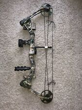 Bear Apprentice Compound Bow with Truglo Sight and Bone Collector Stabilizer