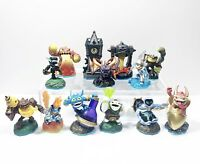 Skylanders Activision Swap Force and Spyro's Adventure figures lot of 13