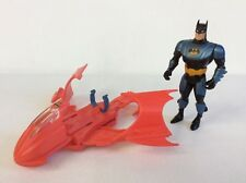 THE ADVENTURES OF BATMAN & ROBIN SUPER SONIC BATMAN Figure, Crime Squad 1996