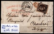Cachet An4 sur NAPOLÉON n°30a foncé sur Lettre = Cote 1.440 € / Classique France