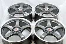 17 wheels Accord Civic Aveo Cobalt Sonata Spectra Tiburon MX3 4x100 4x114.3 Rims