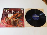 Mantovani and His Orchestra Gems Forever Record LP PS106 London Summertime